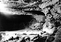 Bell Witch Cave Tunnel