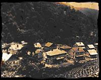 Kentucky Coal Mining Town