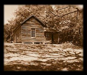 Appalachian Log Cabin