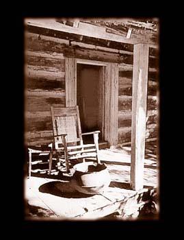 Blacksmith Rocking Chair