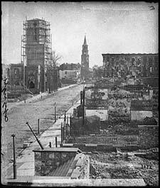 Charleston Street After War