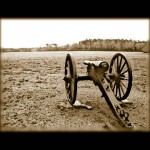 Civil War cannon Chickamauga Battlefield