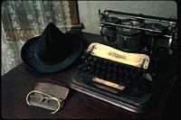 Joel Chandler Harris Desk