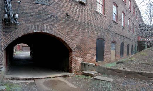 Atlanta Goat Farm Tunnel