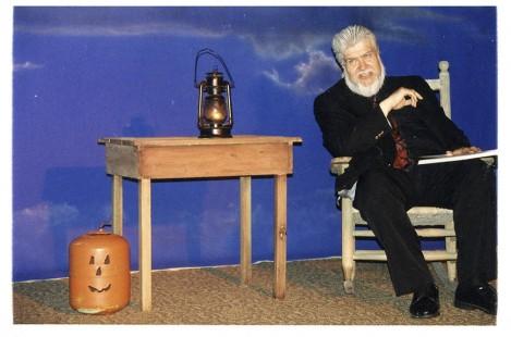 Storyteller Thomas E. Fuller Moonlit Road Radio Show