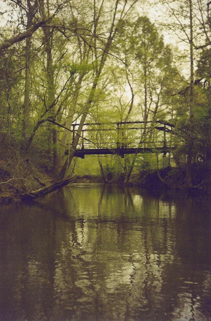 Haunted Bridge Lookout Mountain Etowah County Alabama