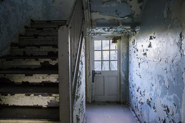 St. Albans Sanatorium, Redford, Virginia