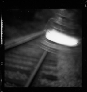 Maco Light Ghost Train Lantern North Carolina